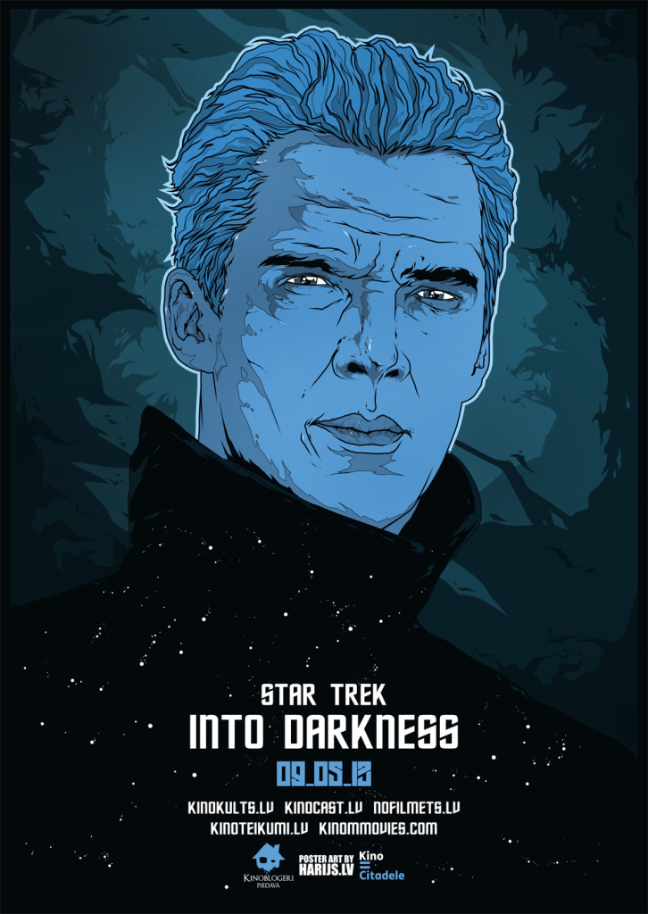Star Trek: Into Darkness, Tumsā: Zvaigžņu ceļš