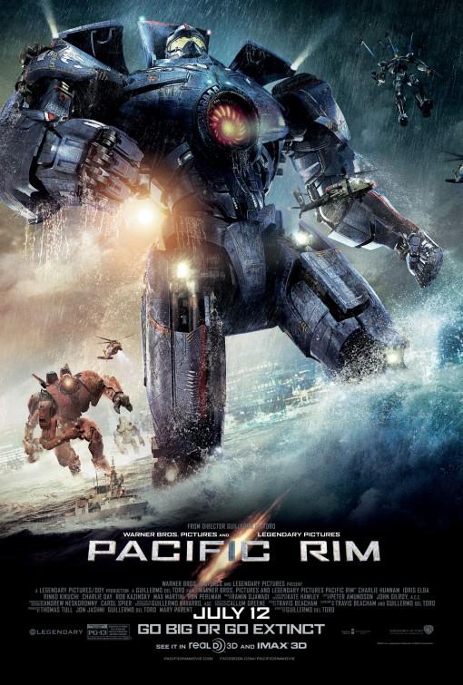 Pacific Rim, Pacific Rim: Uzbrukums Zemei