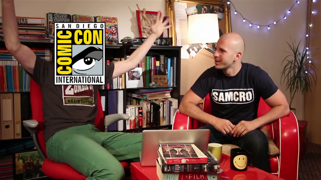 Kinoblogeri runā #10: Comic-Con