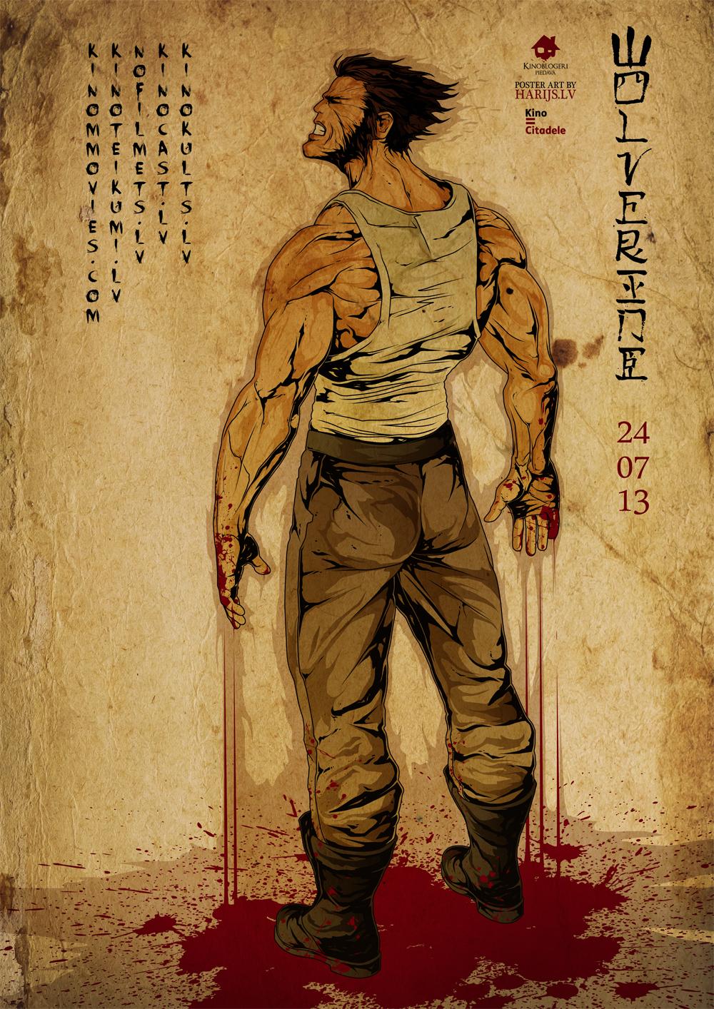 The Wolverine, Vilknadzis