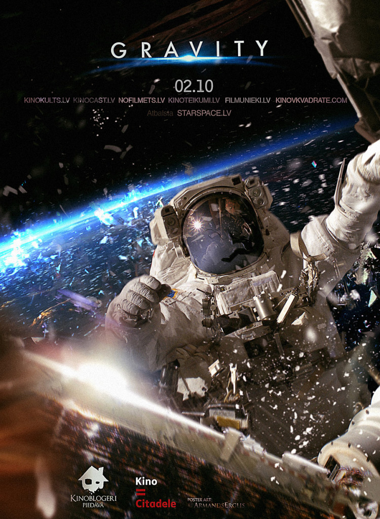 Gravity, Gravitāte