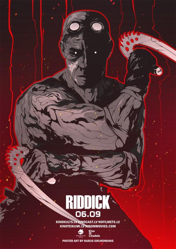 Riddick, Ridiks