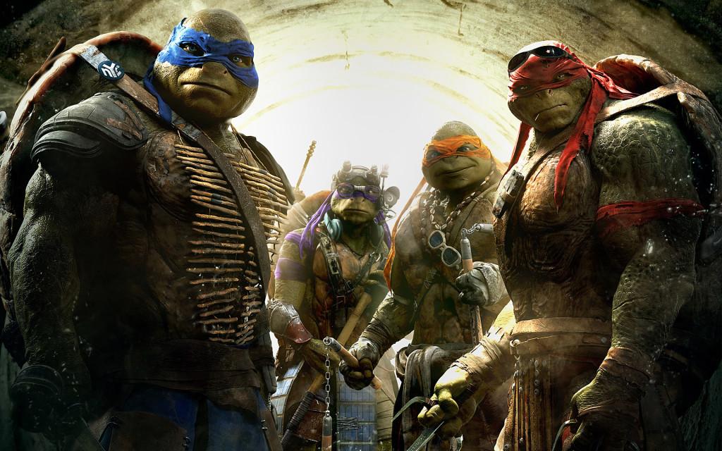 Teenage Mutant Ninja Turtles, Bruņurupuči nindzjas
