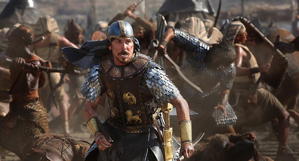 Exodus: Gods and Kings, Exodus: Dievi un Valdnieki