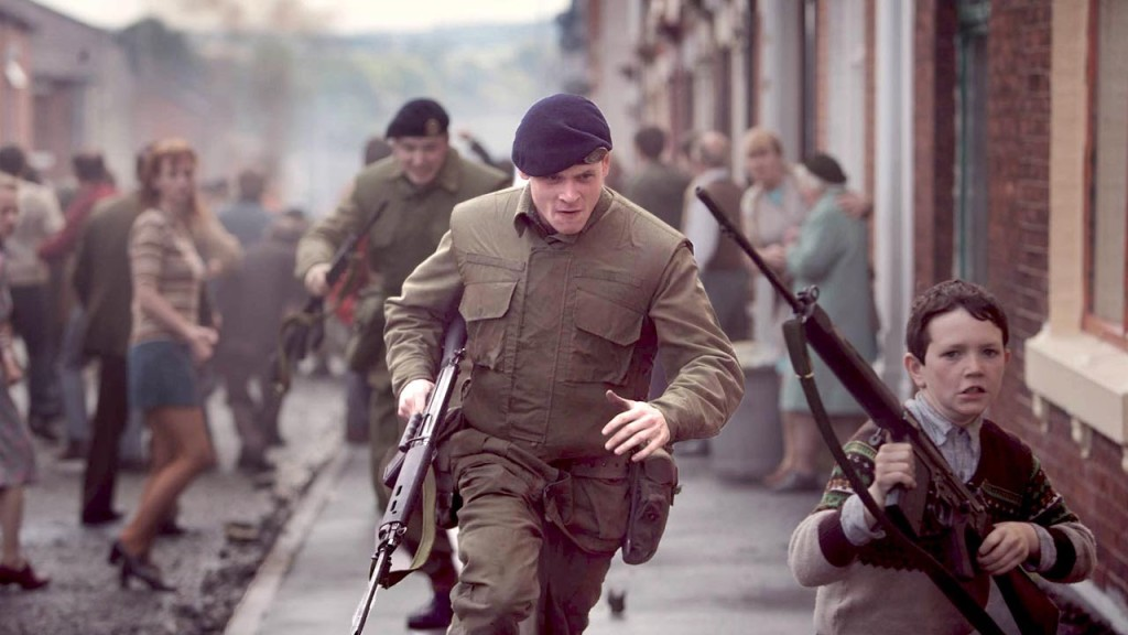 '71, 71: Pēdējais kareivis