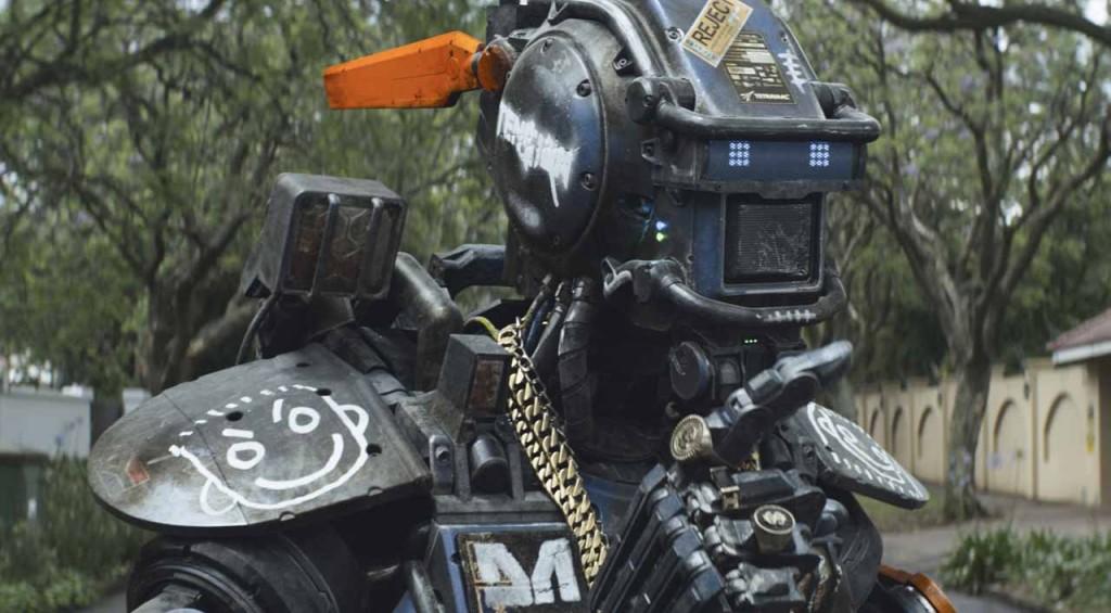 Chappie, Robots vārdā Čapijs