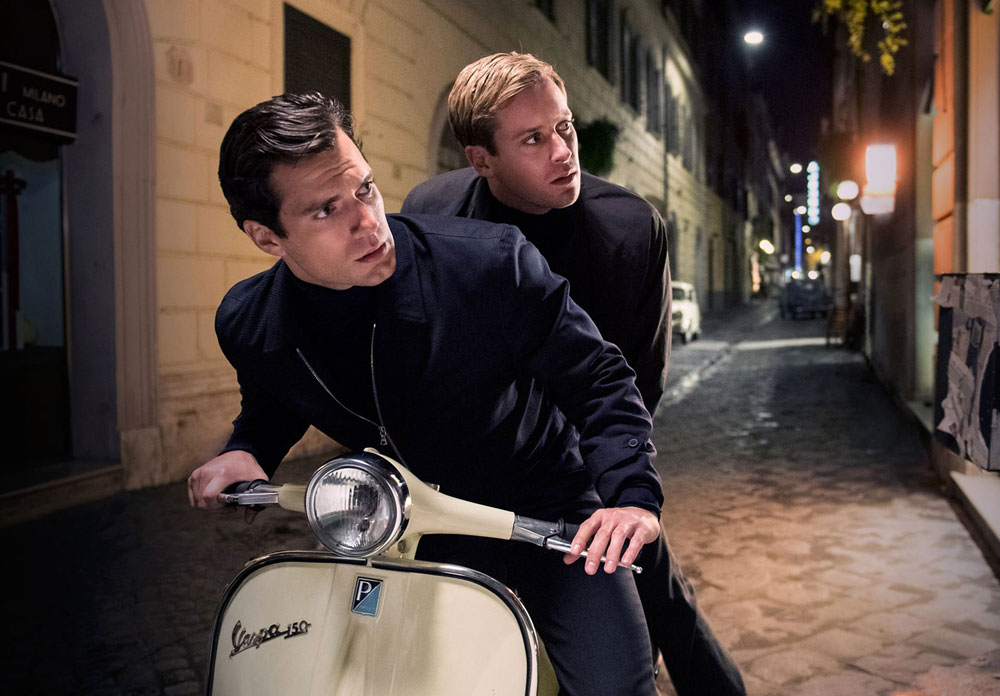The Man from U.N.C.L.E., Vīrs no U.N.C.L.E