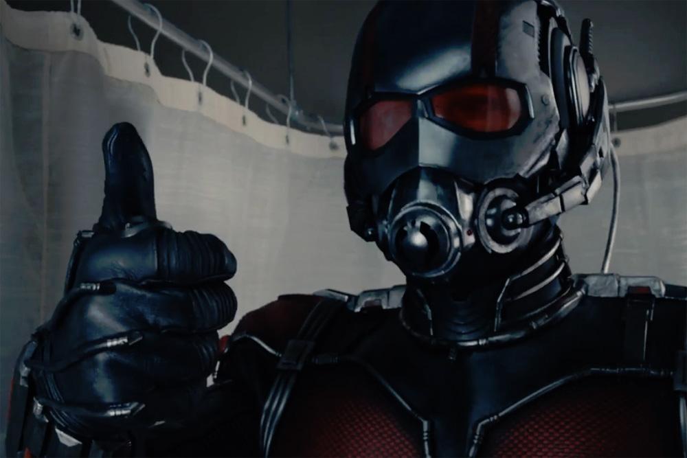 Ant-Man, Skudrcilvēks