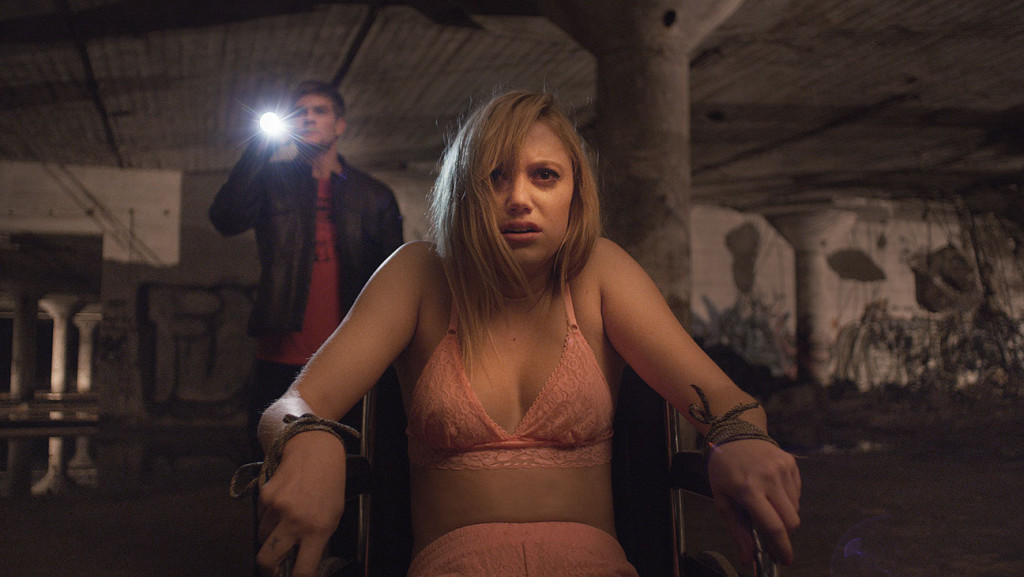 It Follows, Tas seko tev