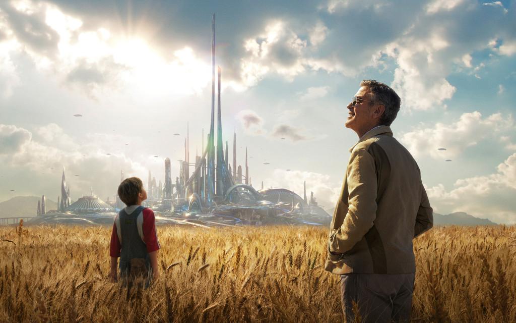 Tomorrowland, Rītdienas zeme