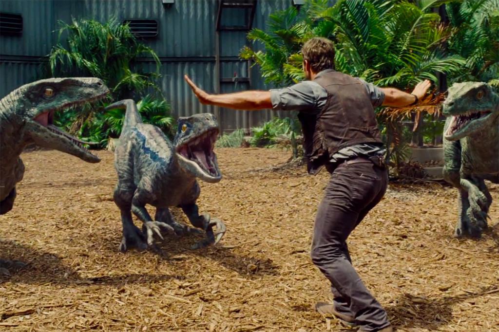 Jurassic World, Juras laikmeta pasaule