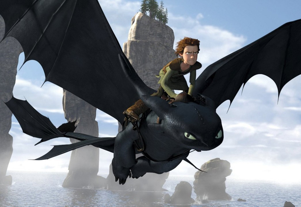 How to Train Your Dragon, Kā pieradināt pūķi