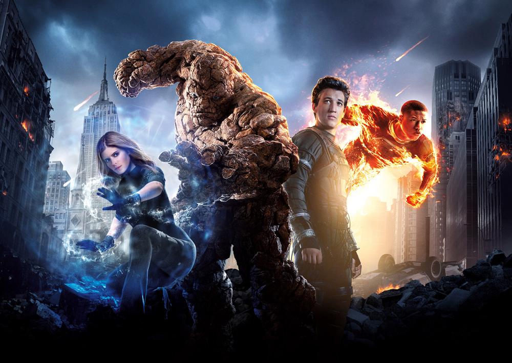 Fantastic Four, Fantastiskais četrinieks