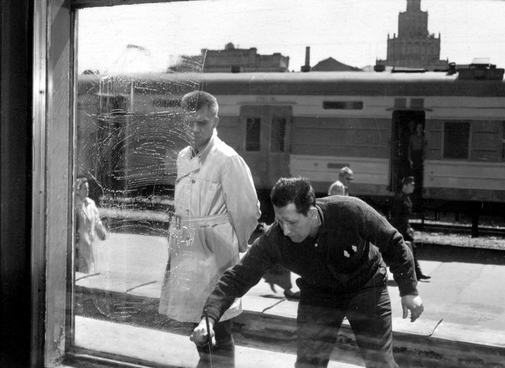 ''Akmens un šķembas'' (''Es visu atceros, Ričard!''), 1966, rež. Rolands Kalniņš. Foto: Juris Dzenis