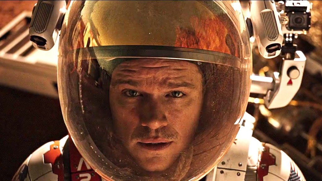 The Martian, Marsietis