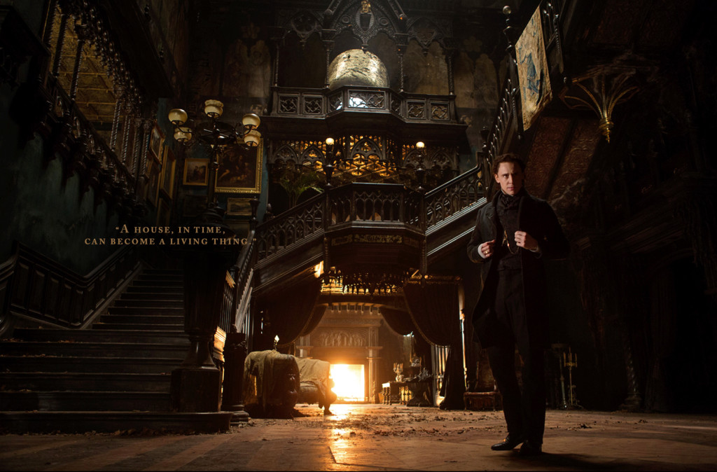 Crimson Peak, Purpura smaile