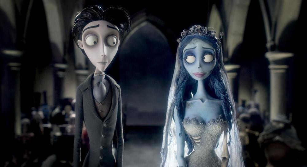 Corpse Bride, Līgava-līķis