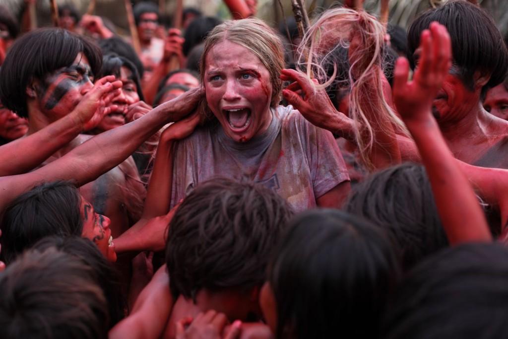 The Green Inferno, Zaļā pekle: kanibālu gūstā