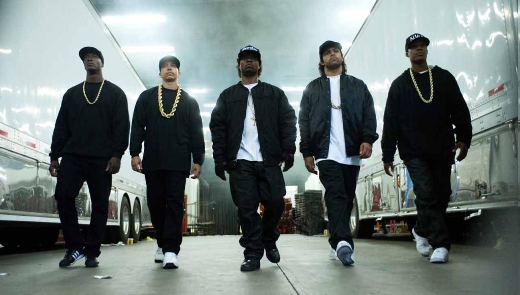 Straight Outta Compton, Straight Outta Compton