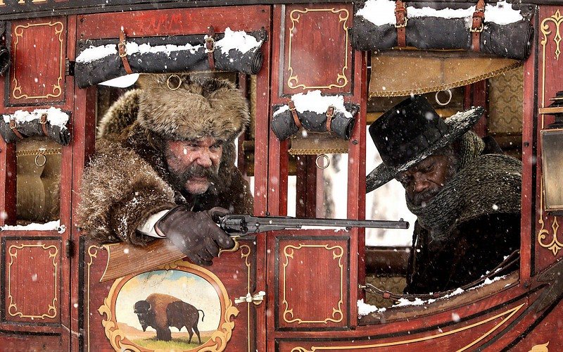 The Hateful Eight, Pretīgais 8nieks