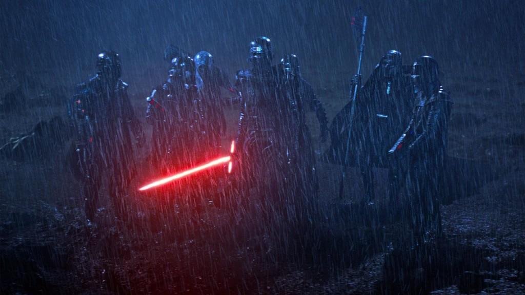 Star Wars: The Force Awakens, Zvaigžņu kari: Spēks mostas