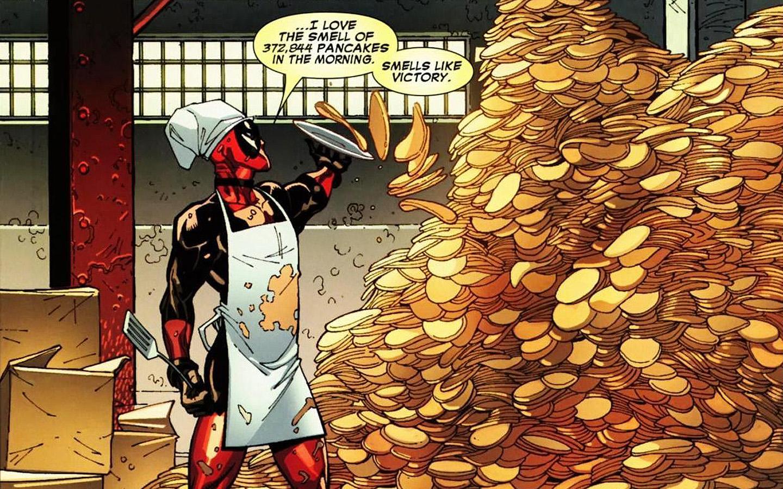 Deadpool, Dedpūls