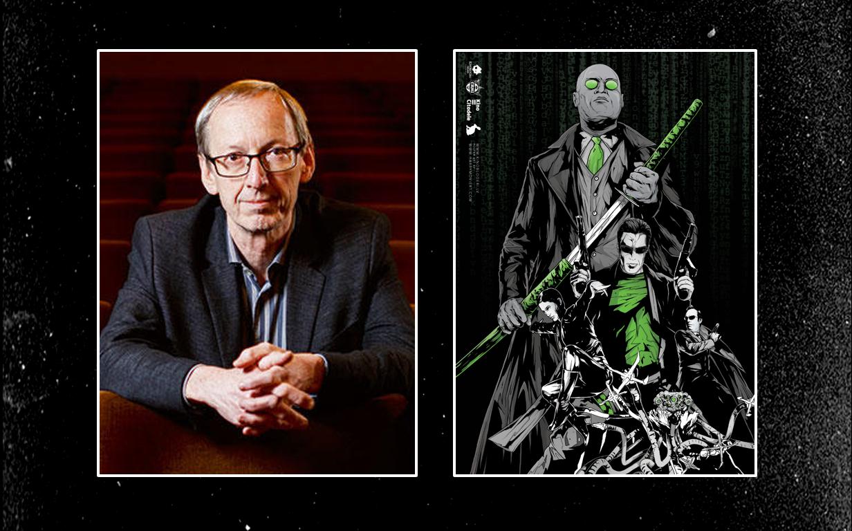 The Matrix, Viktors Freibergs