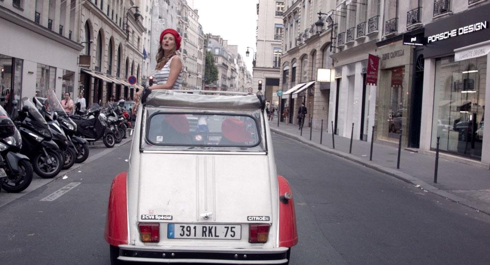 Parīzes padauza
