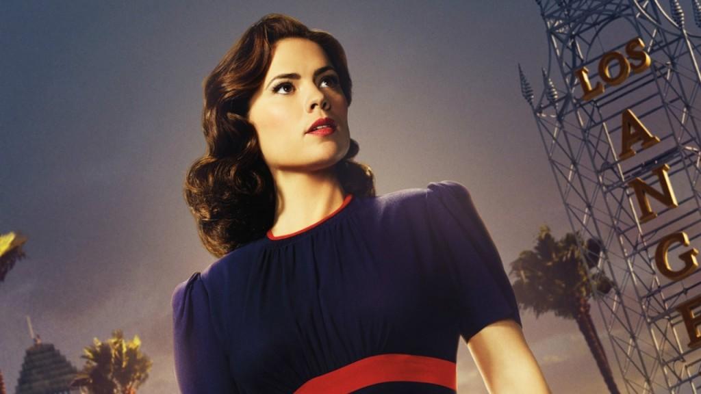 Agent Carter, Aģente Kārtere