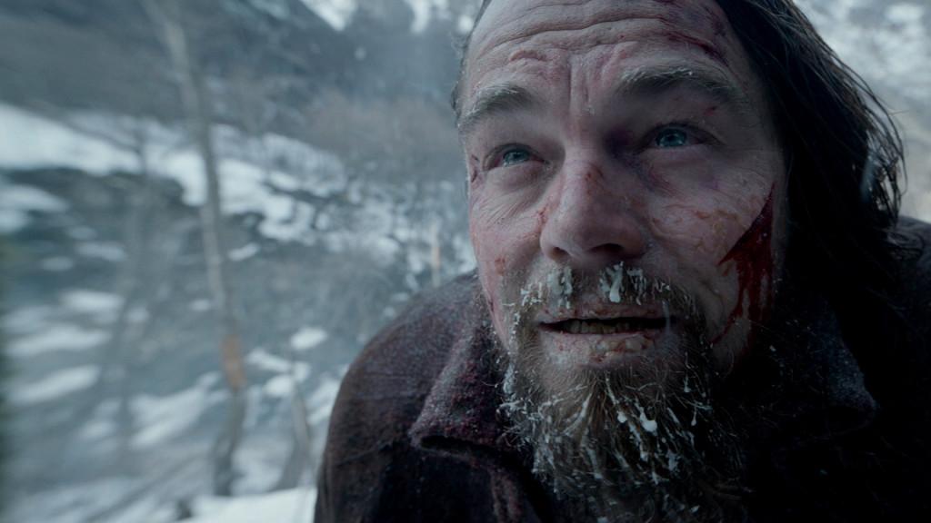 """Leonardo DiKaprio / """"Cilvēks, kurš izdzīvoja"""" (""""The Revenant"""")"""
