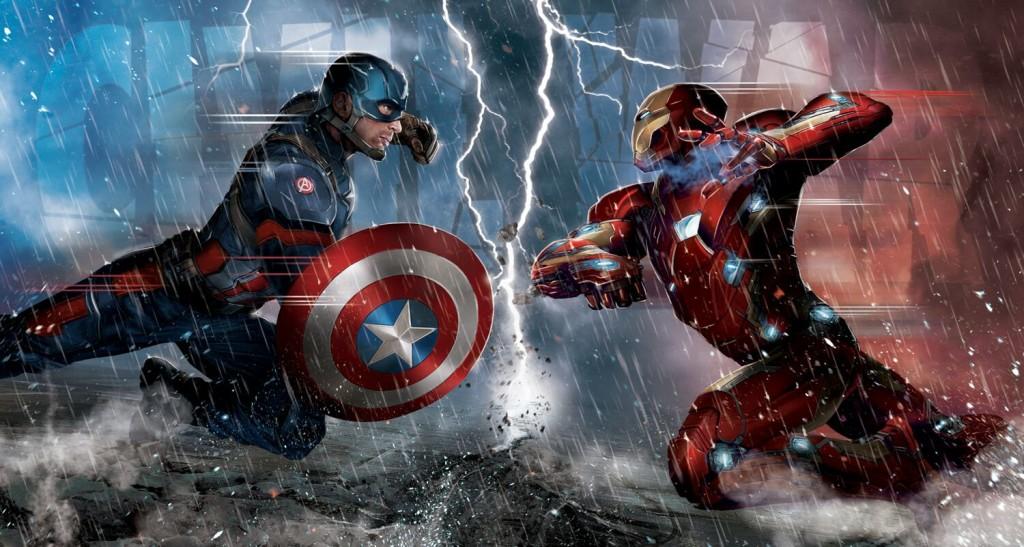 Captain America: Civil War, Kapteinis Amerika: Pilsoņu karš