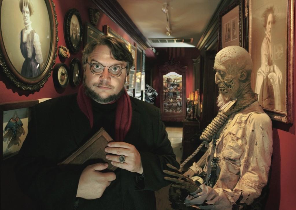 Guillermo Del Toro, Giljermo del Toro