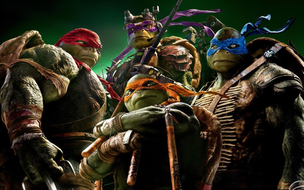 Teenage Mutant Ninja Turtles 2, Bruņurupuči nindzjas 2