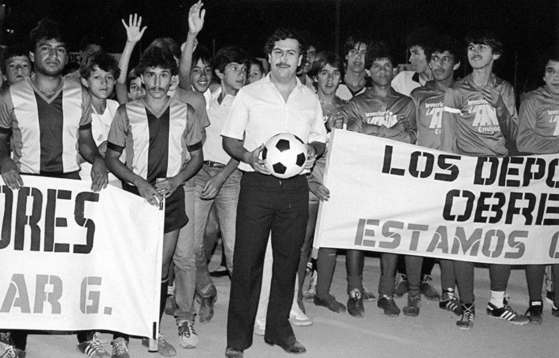 Pablo Escobar, Pablo Eskobars