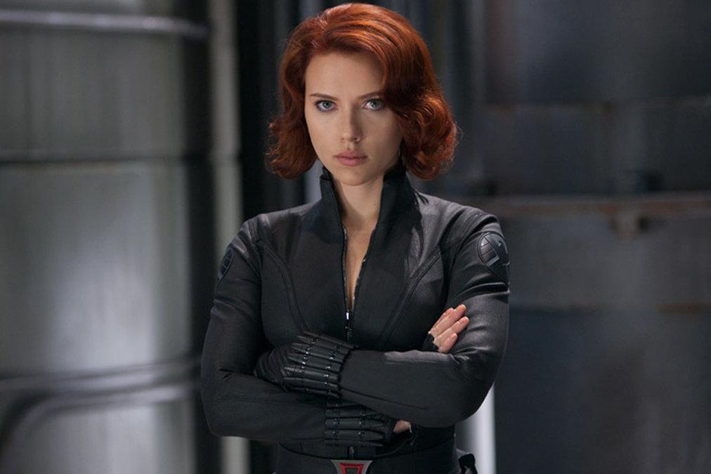 Black Widow, Melnā Atraitne