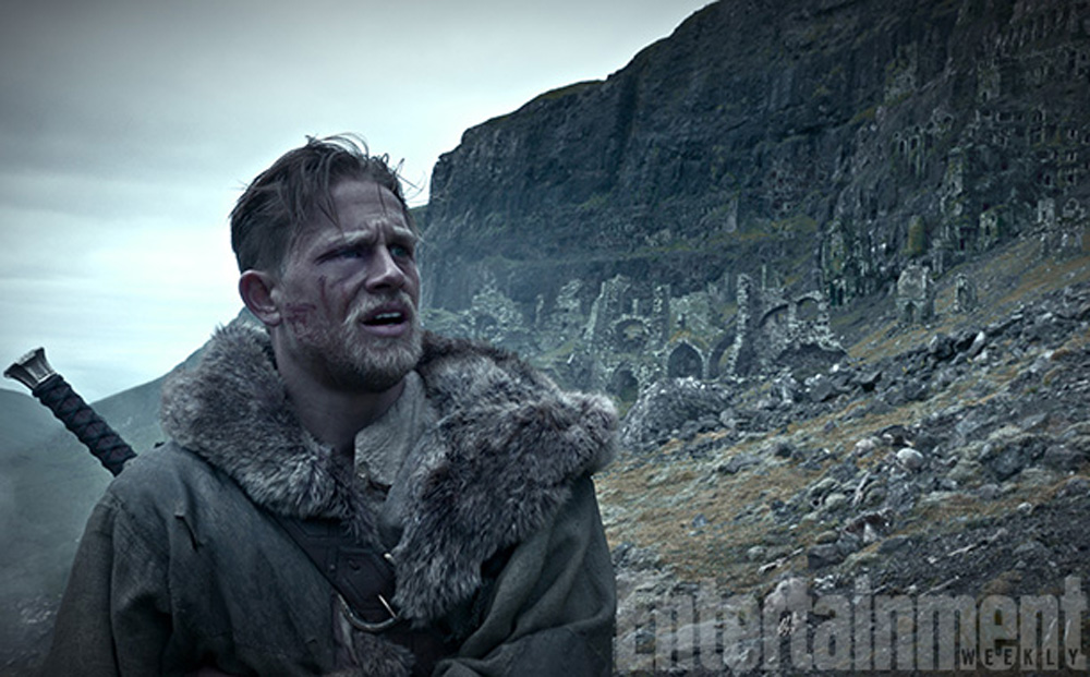 King Arthur: Legend of the Sword, Karalis Arturs. Leģenda par zobenu