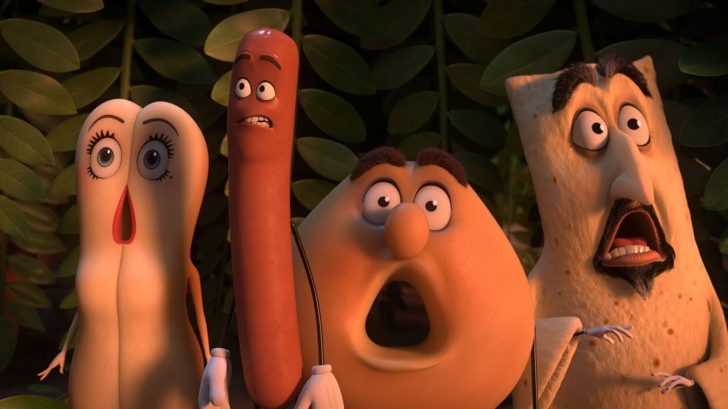 Sausage Party, Cīsiņu klubs