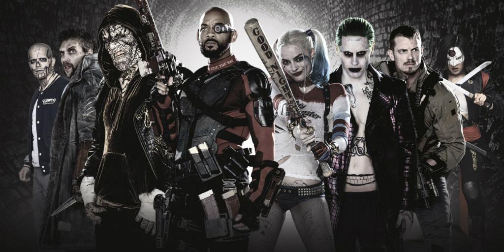 Suicide Squad, Pašnāvnieku vienība