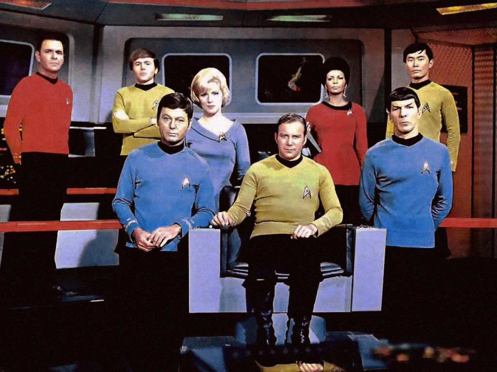 Star Trek, Zvaigžņu ceļš