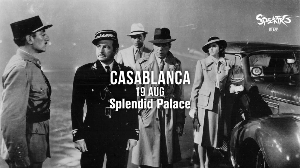 Casablanca, Kasablanka