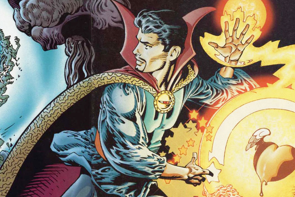 Doctor Strange, Doktors Streindžs