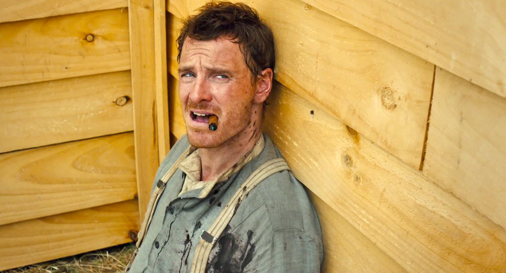 Slow West; Gausie rietumi