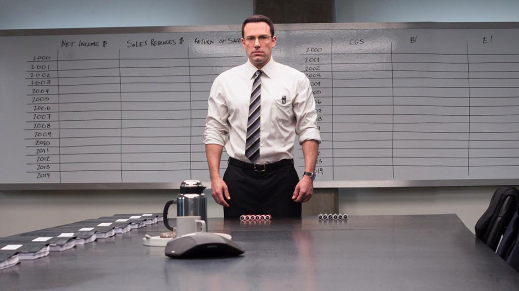 The Accountant, Grāmatvedis