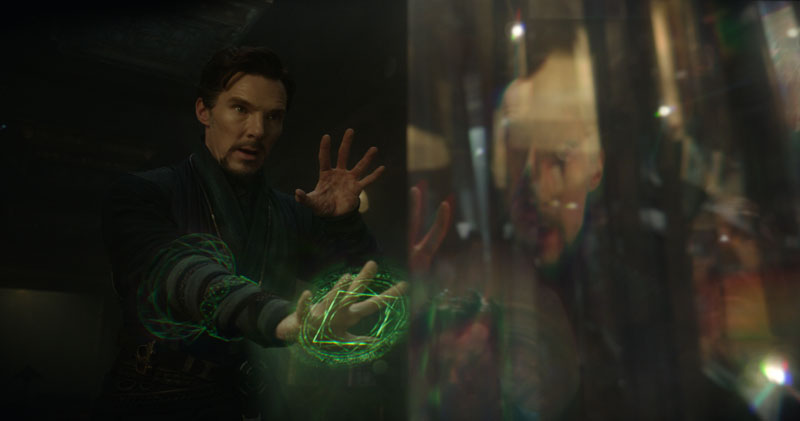 Doktors Strendžs, Doctor Strange