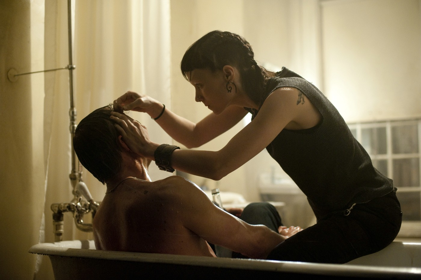 The Girl with the Dragon Tattoo, Meitene ar pūķa tetovējumu
