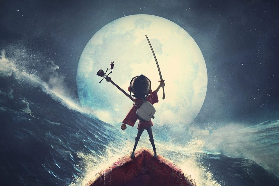 Kubo and the Two Strings/Kubo un divas stīgas