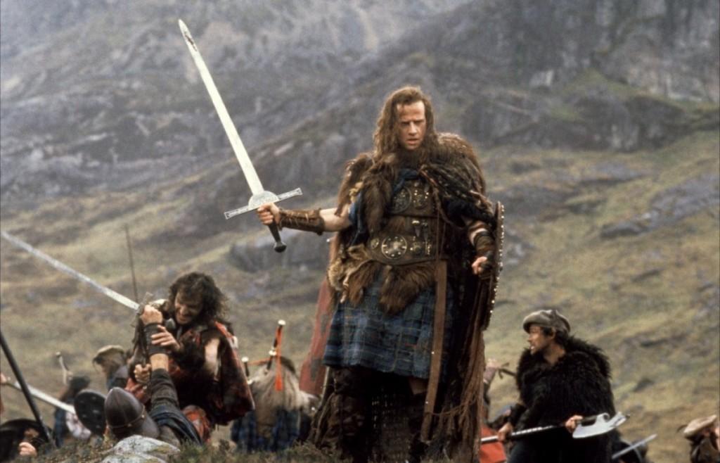 Highlander, Kalnietis