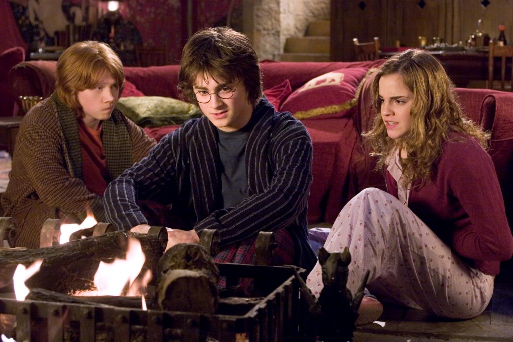 Harry Potter and the Goblet of Fire, Harijs Poters un Uguns Biķeris