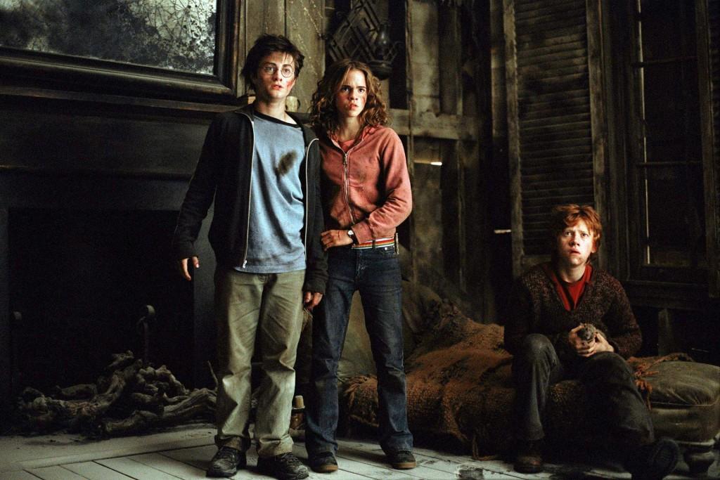 Harry Potter and the Prisoner of Azkaban/Harijs Poters un Azkabanas gūsteknis