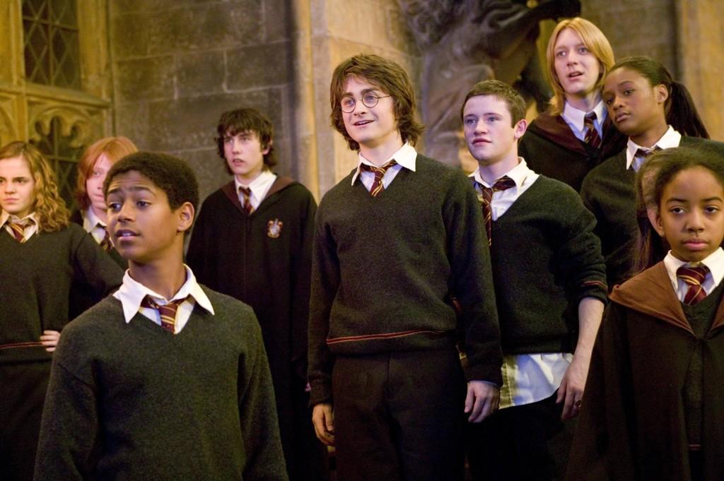 Harry Potter and the Goblet of Fire, Harijs Poters un Uguns Biķeris